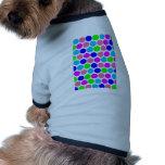 Polka dot, Colors set 4 Dog Shirt