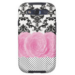 Polka Dot Damask Samsung Galaxy S3 Case