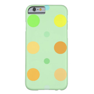 Polka Dot Digital Art Phone Case