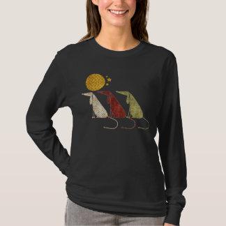 Polka Dot Dogs and Moon Shirt