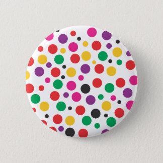 Polka Dot Dream Button