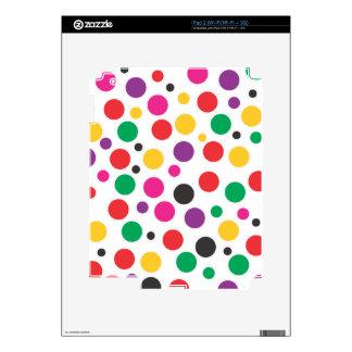 Polka Dot Dream Decal For The iPad 2