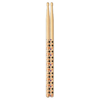 Polka Dot Drumsticks