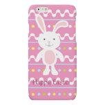 Polka Dot Easter Bunny Matte iPhone 6 Case