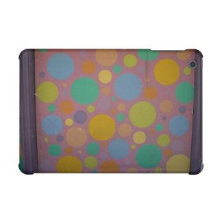 Polka Dot Garage Door iPad Mini Retina Cover