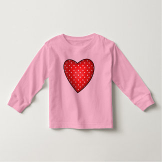 Polka Dot Hear T-shirts and Gifts