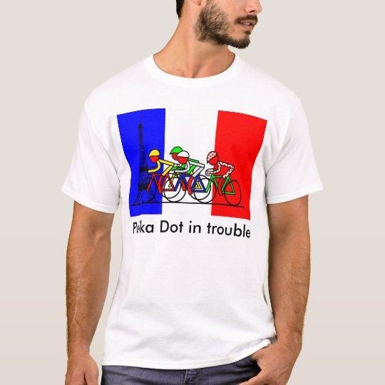 Polka Dot in Trouble T-Shirt