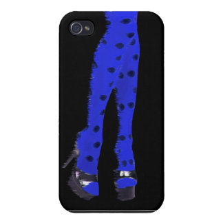 Polka-Dot Leggings - Fashion iPhone Cases