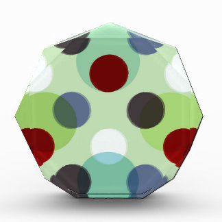Polka Dot Medley,multiple products selected, Acrylic Award