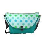 Polka Dot: Messenger Bag
