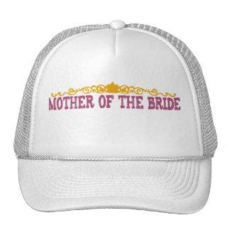 Polka Dot Mother of the Bride Hat