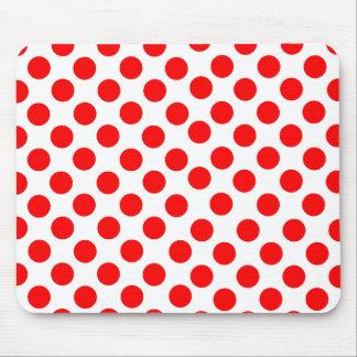 Polka Dot Mouse Pad