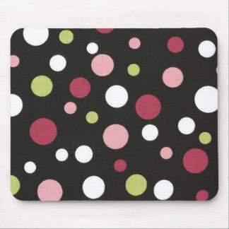 Polka-Dot Mouse pads