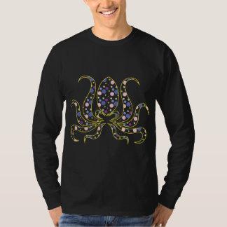 Polka Dot Octopus Tee Shirts