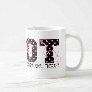 Polka Dot OT Coffee Mug