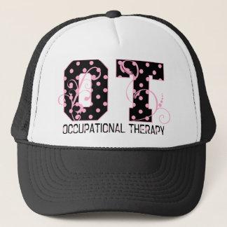 Polka Dot OT Trucker Hat