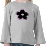 Polka Dot Party Flower in Pink Shirts
