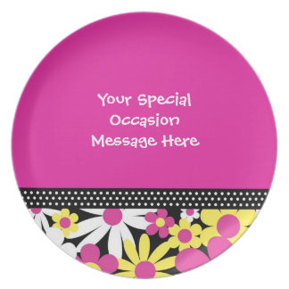 Polka Dot Party Plate - The LISA Collection