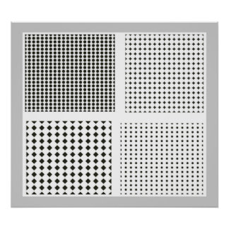 Polka Dot Patterns Poster