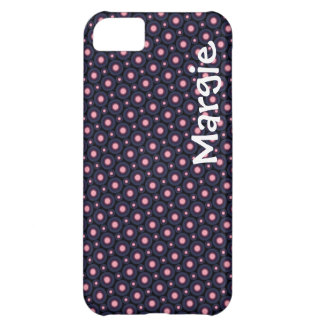 Polka Dot Personalized iPhone Case Template Cover For iPhone 5C