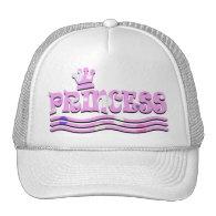 Polka Dot Princess Hat Trucker Hat