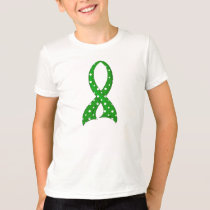 Polka Dot Ribbon Gastroparesis T-Shirt