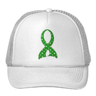 Polka Dot Ribbon Kidney Disease Trucker Hat