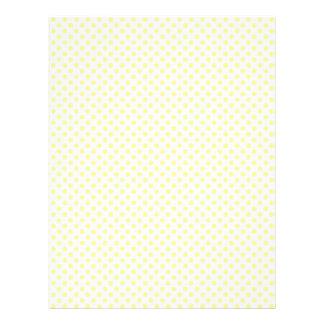 Polka dot scrapbook paper design