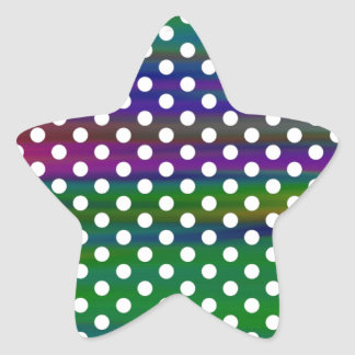 polka-dots-123-ri star sticker