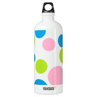 """""""Polka Dots"""" 32oz Waterbottle Aluminum Water Bottle"""