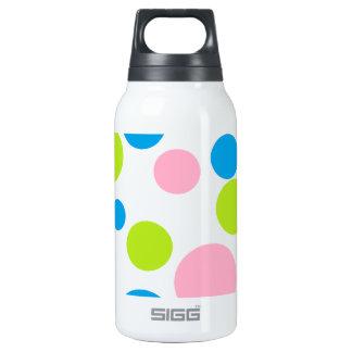 """Polka Dots"" 32oz Waterbottle Insulated Water Bottle"