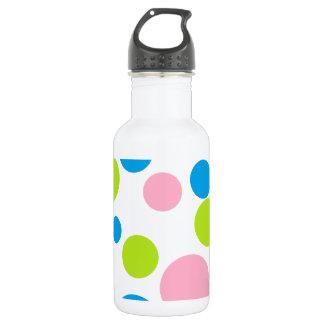 """""""Polka Dots"""" 32oz Waterbottle Stainless Steel Water Bottle"""