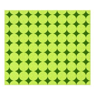 Polka Dots and Diamonds-Optical Illusion Photo Print