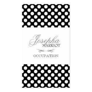 Polka-Dots Business Card