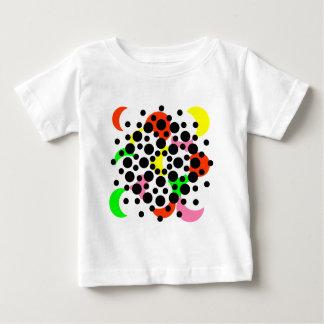polka-dots design baby T-Shirt