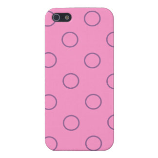 Polka Dots Design Cases For iPhone 5