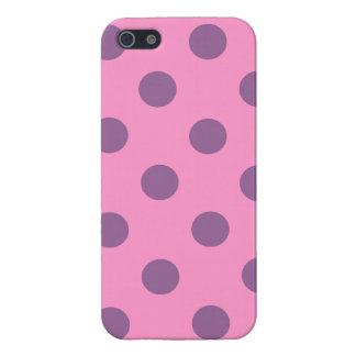Polka Dots Design iPhone 5 Cases