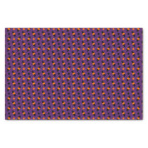 polka dots halloween candies pattern tissue paper
