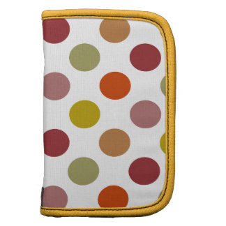 Polka Dots Harvest Mix Planners
