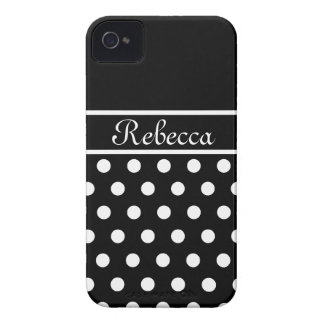Polka Dots iPhone 4 Case