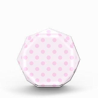 Polka Dots Large - Pink on Light Pink Awards