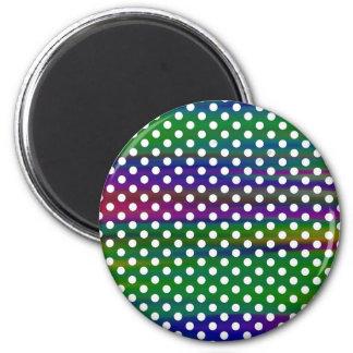 Polka-dots Magnet