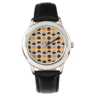 Polka Dots Modern Retro Cool Geometric Attractive Watch