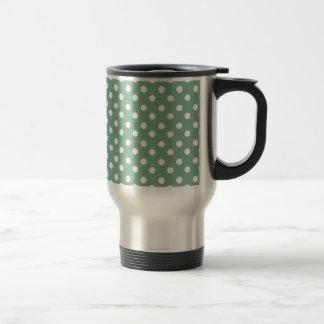 Polka Dots Pattern Gifts Mug