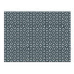polka dots puntúas tocan ligeramente azul gris pas postales