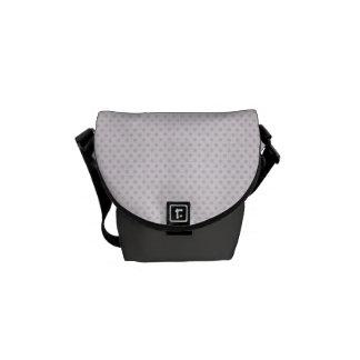 Polka Dots Rickshaw Mini Zero Messenger Bag