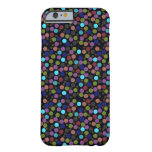 polka dots texture iPhone 6 case