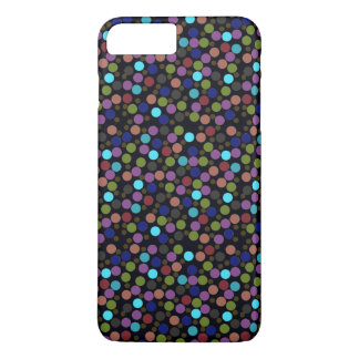 polka dots texture iPhone 7 plus case