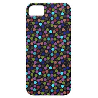 polka dots texture iPhone SE/5/5s case
