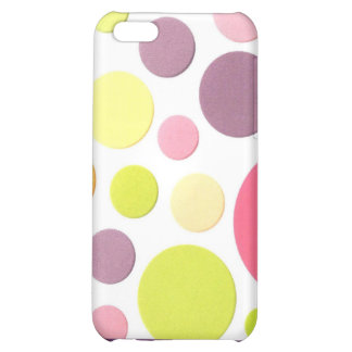 Polka Dotted iPhone 4 Speck Case Cover For iPhone 5C